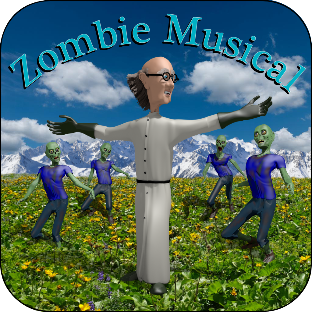 A Zombie Musical by LZ Software icon